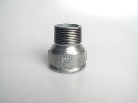 Manicotto con filetto interno e esterno fig. 529