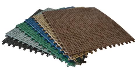 Pavimentazione modulare e flessibile s d m forniture per l 39 edilizia firenze - Piastrelle giardino plastica ...