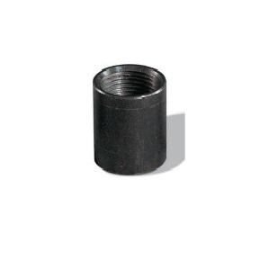 Manicotti in acciaio nero