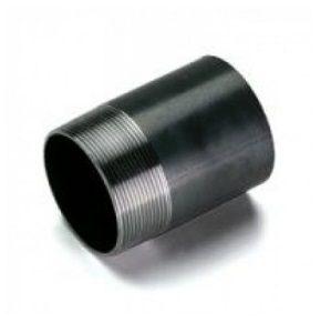 Tronchetto in acciaio nero